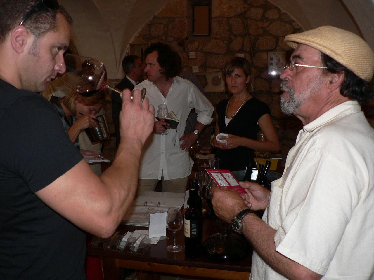 1er Salón de Vinos Naturales El Toboso 2008
