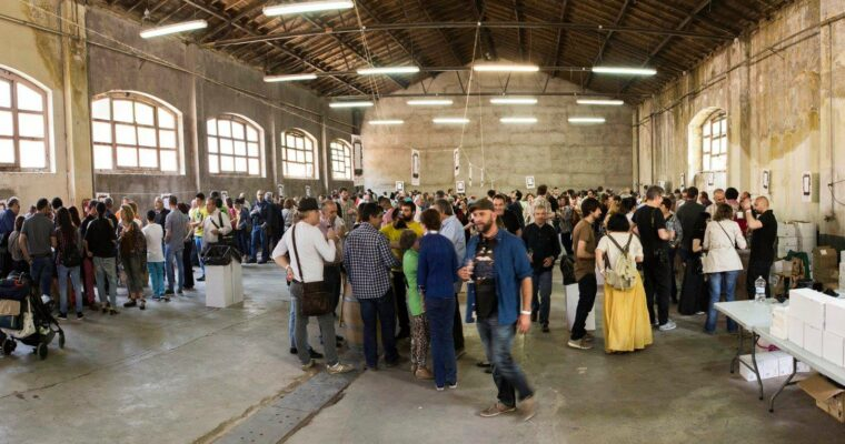 Salon de Vinos Naturales en Barcelona, la crónica.